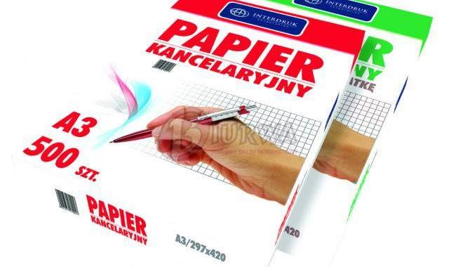 papier kancelaryjny