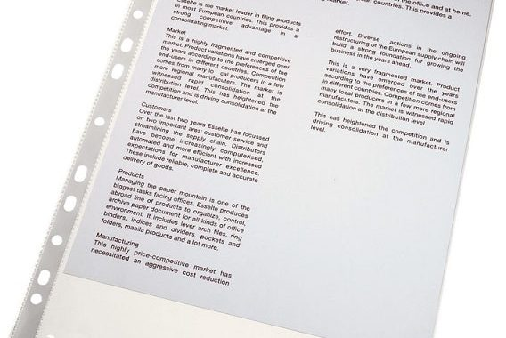 koszulka na dokumenty